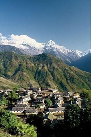 Great Himalayan Trail: Ghandruk, Annapurna