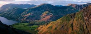Lake District Landscapes: Lake District Mountain Landscape