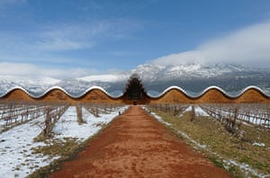 Been there comp March: Winery in Rioja, Spain