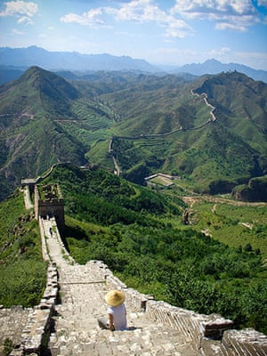 Been there comp March: The Great Wall of China