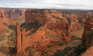 Been there comp March: Spider Rock, Arizona