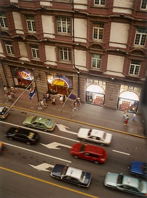 Raymond Depardon: Cities: China, Shanghai, 2004: view from above
