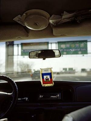 Raymond Depardon: Cities: USA, New York: taxi