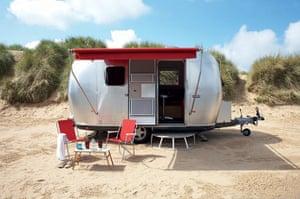 My Cool Caravan: Airstream Bambi caravan
