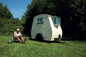 My Cool Caravan: Frank caravan