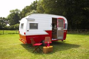 My Cool Caravan: Shasta caravan