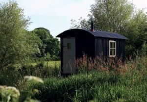 My Cool Caravan: Shepherd's hut caravan