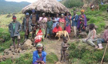 Batwa community, Uganda