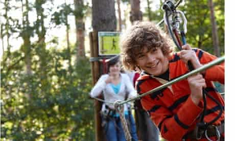 Go Ape! in the Lake District