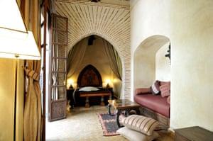 Posh hostels: Marrakech Equity hostel, Morrocco