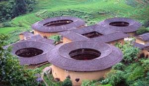 Posh hostels: Zhangzhou Wei Qun Lou Inn Zhangzhou, China