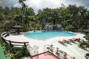Posh hostels: Sepilok Jungle Resort Sandakan, Malaysia