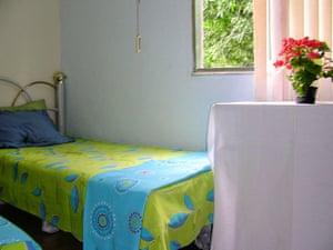Posh hostels: Favela Receptiva, Rio de Janeiro, Brazil