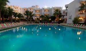 Club Familia resort, Turkey