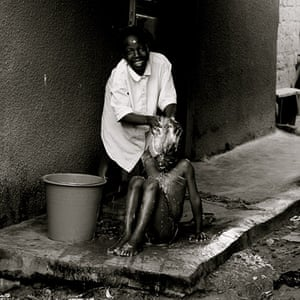 August Been there comp: Washing in Burkina Faso