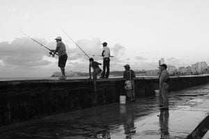 August Been there comp: Fishing in Havana