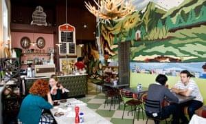 Oueenie's Lunchroom, Auckland