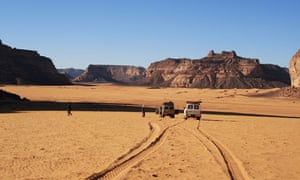 Acacus desert, Libya