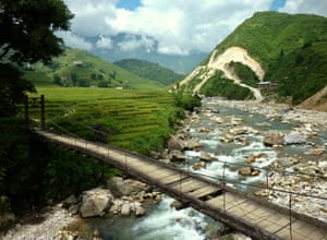 Biking holidays: Bike tour of central highlands, Vietnam