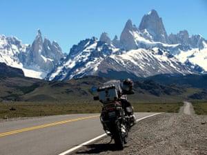 Biking holidays: Bike tour of Patagonia, South America