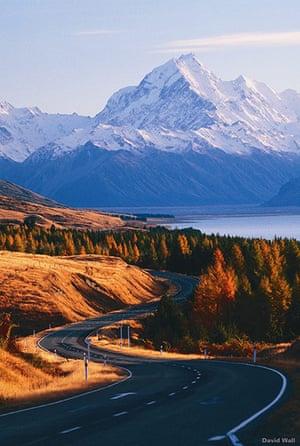Biking holidays: New Zealand South Island bike tour