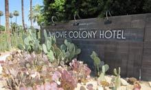 Movie Colony, Palm Springs