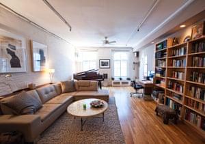 Travel airbnb: airbnb New York loft piano