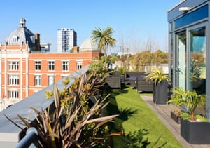 Travel airbnb: airbnb london docklands roof