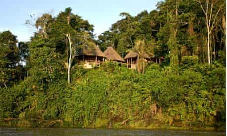 Yachana Lodge, Amazon, Ecuador