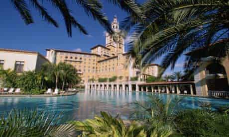 USA, Florida, Miami, Coral Gables, Biltmore Hotel, hotel