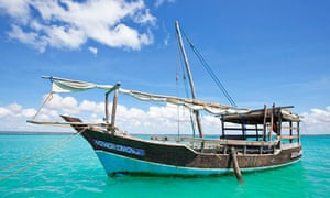 Dhow, Quirimbas archipelago