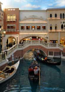 Las Vegas, shopping