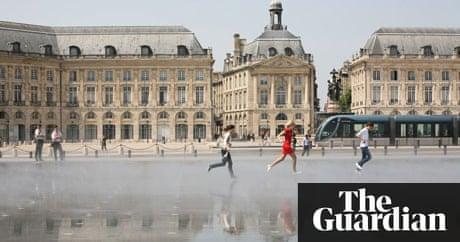 Bordeaux uncorked travel the guardian for Miroir paris restaurant