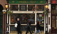 The Harp pub, London