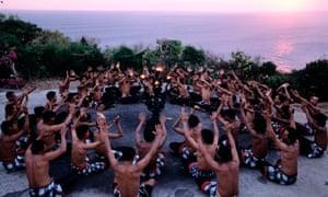 Monkey Dance, Bali