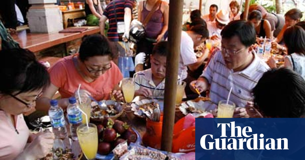 Top 10 Places To Eat In Ubud Bali Travel The Guardian