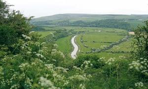 Alfriston countryside
