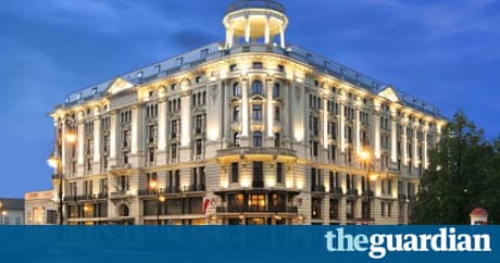 Top 10 warsaw hotels travel the guardian for Top design hotels poland