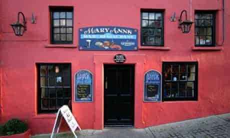 Mary Ann's in Castletownshend , Cork