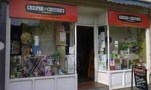 Cheese 'n' Chutney