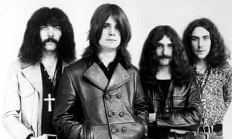 BLACK SABBATH original 1969 lineup of UK rock group - see Description below for details