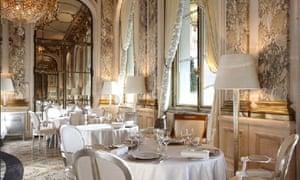 Fancy Restaurants In Paris