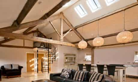 Music Mill luxury holiday home, Derbyshire