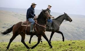 Dartmoor riding