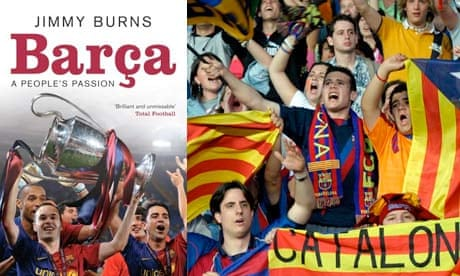 More than a club... Jimmy Burns' Barça