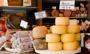 La Fromagerie and Enoteca Palombi