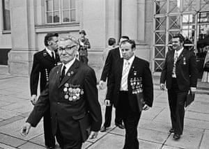 berlin vintage: Honours day