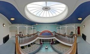 Portobello Swim Centre, Edinburgh