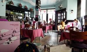 Loopy Lorna's Tea House, Edinburgh