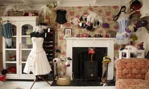 Joyce Paton shop, South Queensferry, Edinburgh